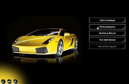 Lamborghini Gallardo Service Repair Manual 2003