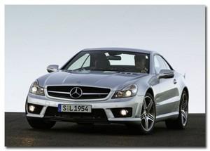 Mercedes Benz WIS (1985-2010) incl. AMG models Part 1