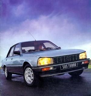 Peugeot WIS Part 2 (1982-1993)