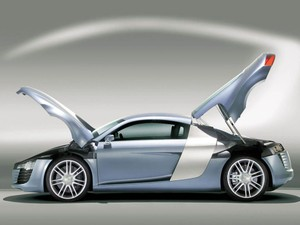 Audi TIS (1982-2010) Part 1