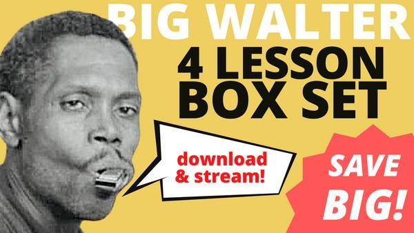 The Big Walter Box Set