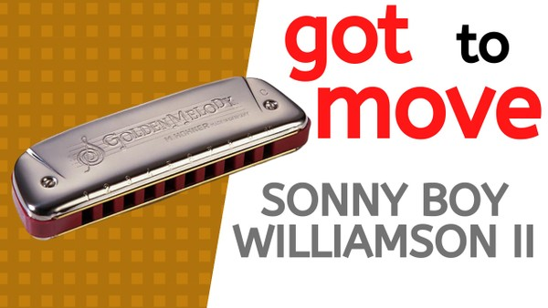 Got to Move (Sonny Boy Williamson II)