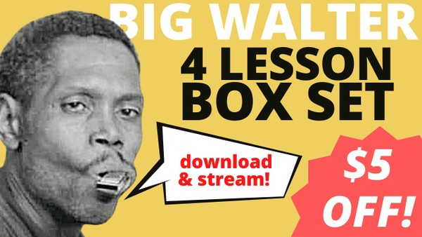 The Big Walter Box Set