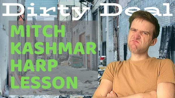 Dirty Deal (Mitch Kashmar)