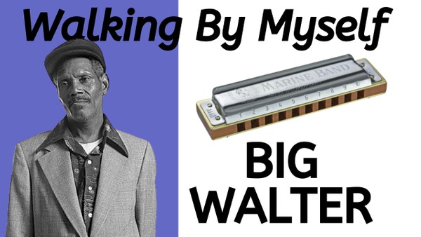 Walking By Myself (Big Walter Horton)