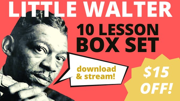 The Ultimate Little Walter Box Set