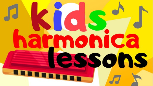 Harmonica Lessons for Kids