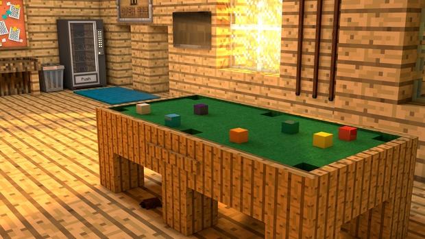 Snooker/Billiard Table (Mesa de Sinuca/Bilhar [FREE]