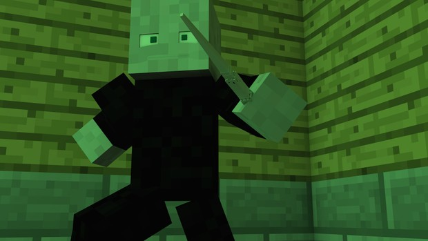 WAND RIG | VARINHA DO VOLDEMORT MINECRAFT RIG