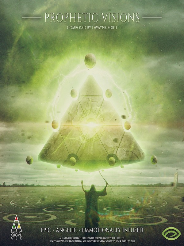 Prophetic Visions 48Khz/24 bit original Masters