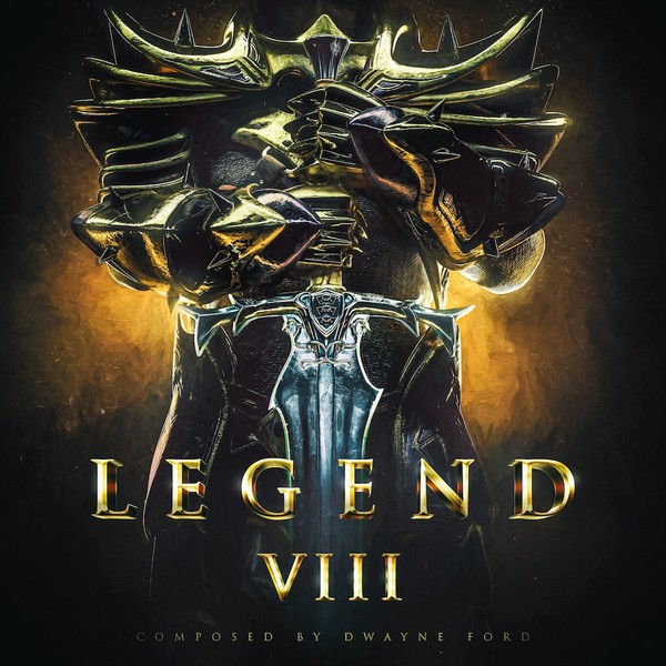 LEGEND VIII 44.1khz/16 Bit (CD QUALITY WAV)
