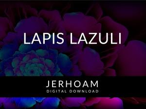 JERHOAM  |  Lapis Lazuli