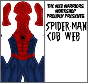 Spider-Man (Cobweb Suit)