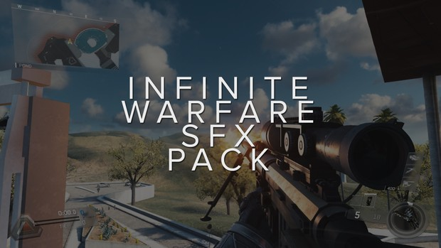 INFINITE WARFARE SFX PACK