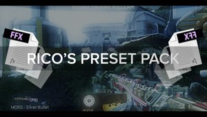 Rico's Updated Preset Pack!