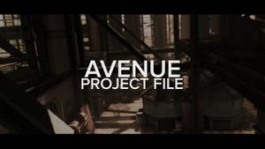 AVENUE - Project File.