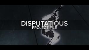 Disputatious. - Project File