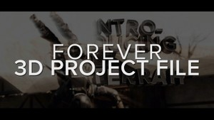 FOREVER - 3D Project File.