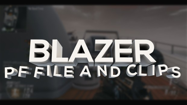 Blazer - Project File With Clips!