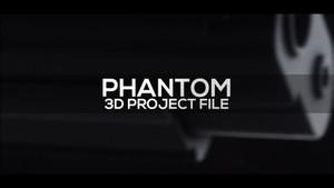Phantom - 3D Modelling Project File.