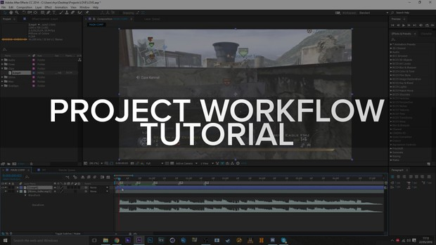Project Workflow Tutorial