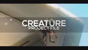 Creature - Project File