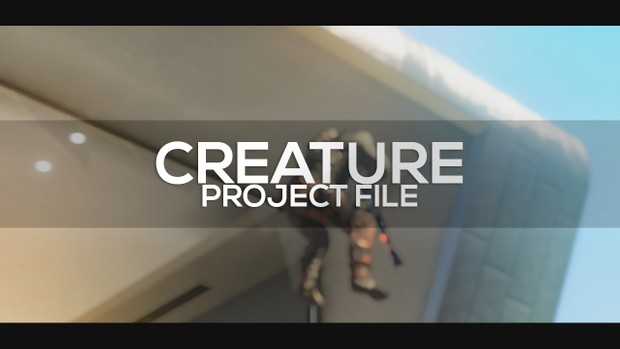 Creature - Project File