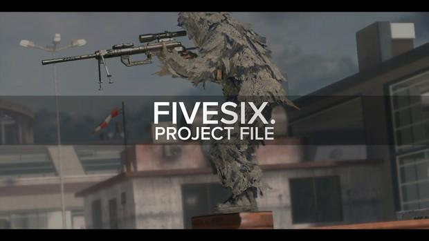 fivesix. - Project File