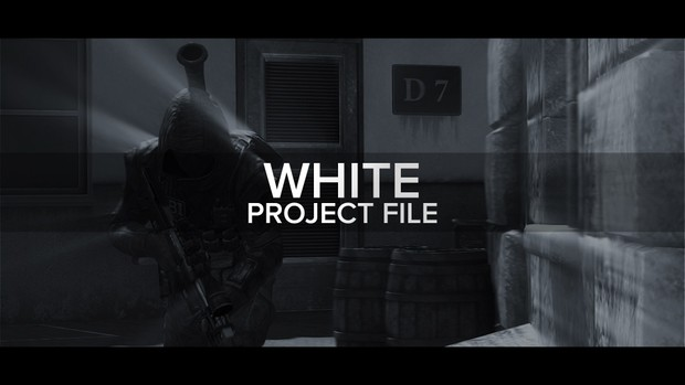 WHITE - PROJECT FILE