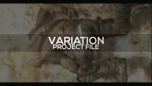 Variation - Project File.