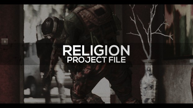 Religion - Project File.