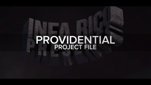 Providential - Project File.