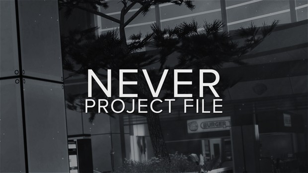 NEVER - Project File.