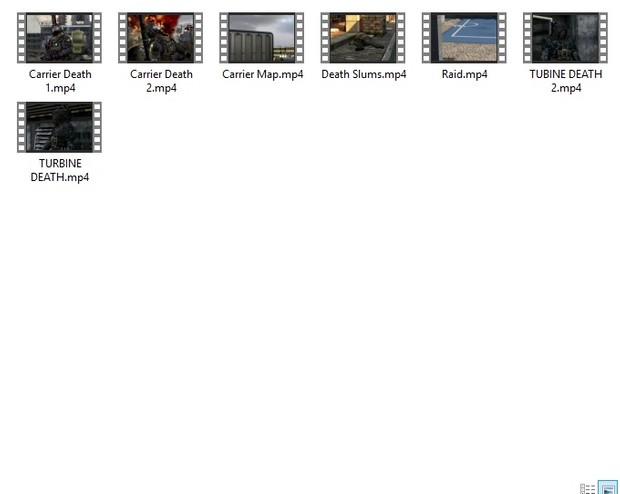 Struck - Cinematics, Clips And Project File.