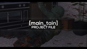 [main_tain] - Project File.
