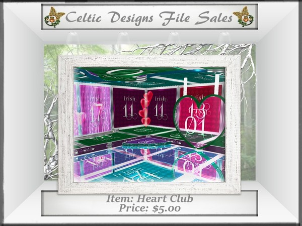 CD Heart Club