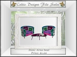 CD Arna Seat