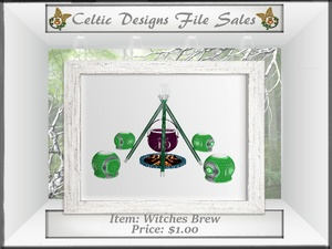 CD Witches Brew Mesh