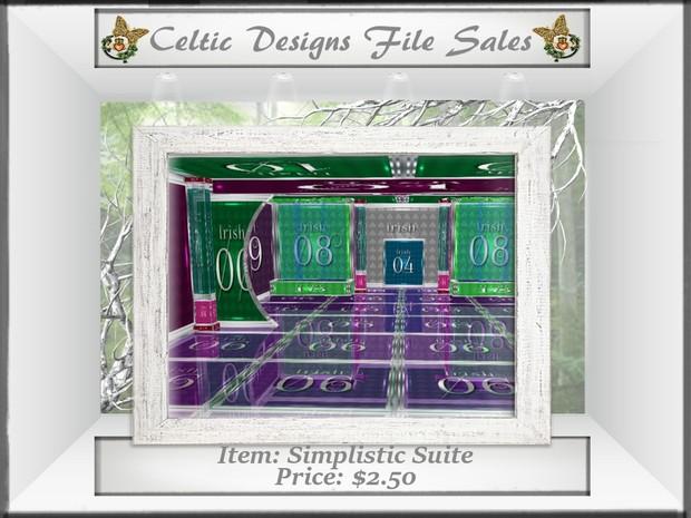 CD Simplistic Suite
