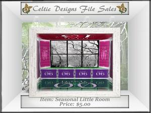CD Semi-Exclusive Seasonal Little Room Mesh
