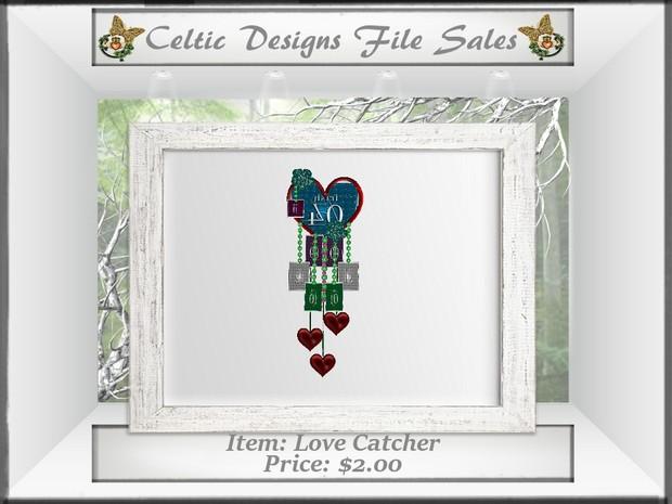 CD Love Catcher
