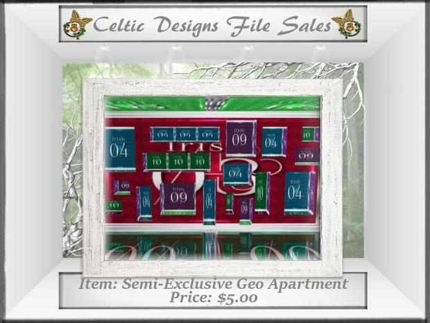 CD Semi-Exclusive Geo Apartment