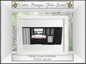 CD Luze Kitchen