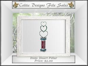 CD Heart Pillar