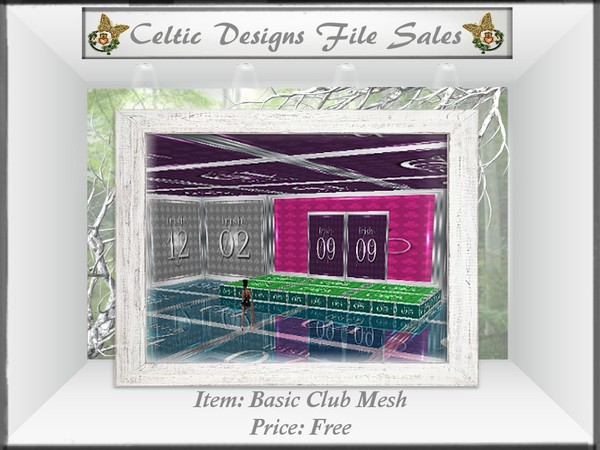 CD Basic Club Mesh