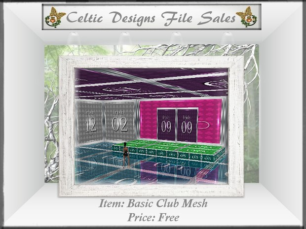 CD Basic Club Mesh