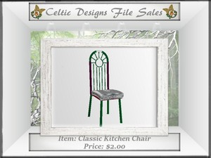 CD Classic Kitchen Chair