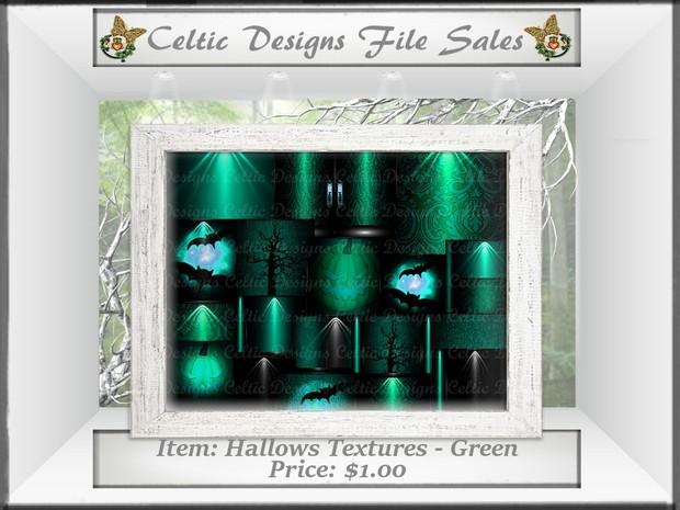 CD Hallows Textures - Green