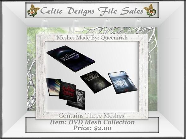 CD DVD Mesh Collection