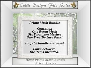 CD Primo Mesh Bundle